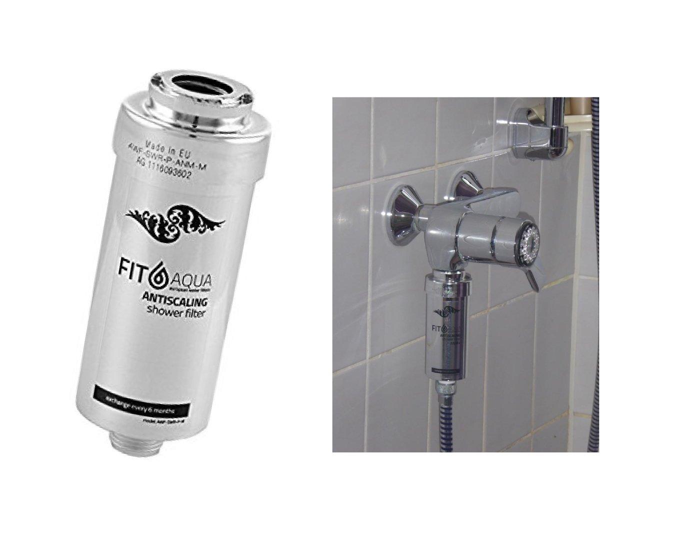Gorenje Kühlschrank Filter : Duschfilter fitaqua antiscaling wasserfilter für dusche gegen chlor